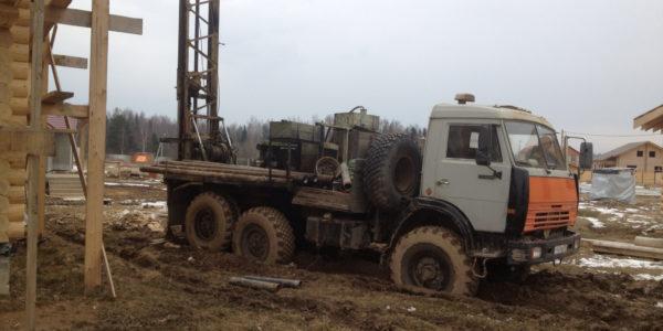 бурение скважины на песок в Нижнем Новгороде