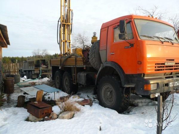бурение фильтровых скважин в Нижнем Новгороде
