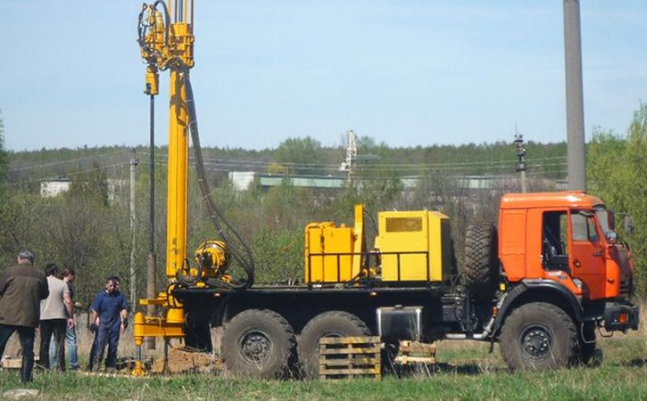 промышленное бурение скважины в Нижегородской области (Геобурсервис-НН)