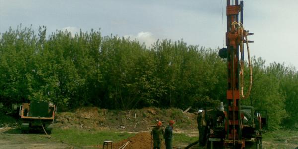 бурение скважин в Борском районе недорого Геобурсервис-НН