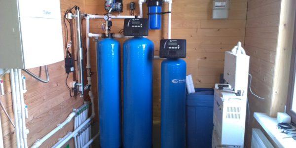 система водоочистки обустройство