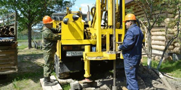 бурение и обустройство скважин в Выксунском районе
