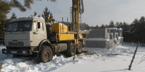 бурение скважин под ключ в Дальнеконстантиновском районе
