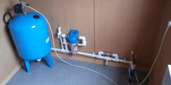 обустройство системы водоснабжения в Городецком районе