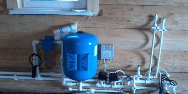 обустройство систем водоснабжения в Дальнем Константиново