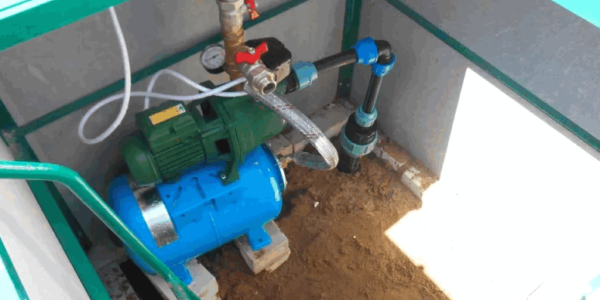 обустройство скважины под ключ в Воскресенском районе