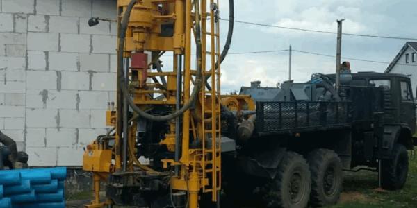бурение и обустройство скважин в Дивеевском районе