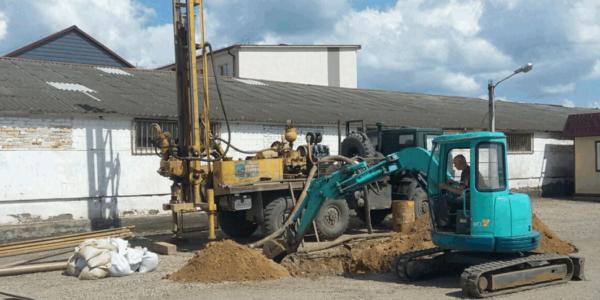 бурение и обустройство скважин в Княгининском районе