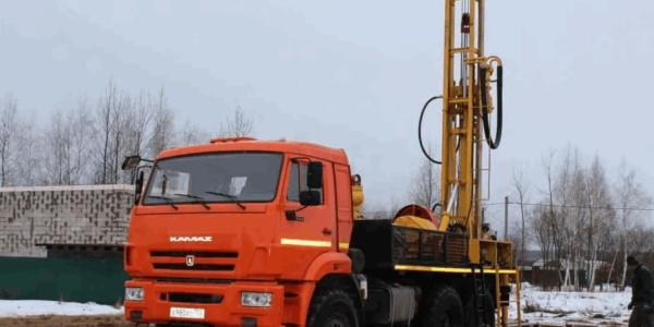 бурение скважин в Ковернинском районе