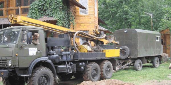 бурение скважин на воду в Ковернино и Ковернинском районе
