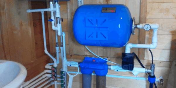 обустройство систем водоснабжения в частном доме Дивеевский район