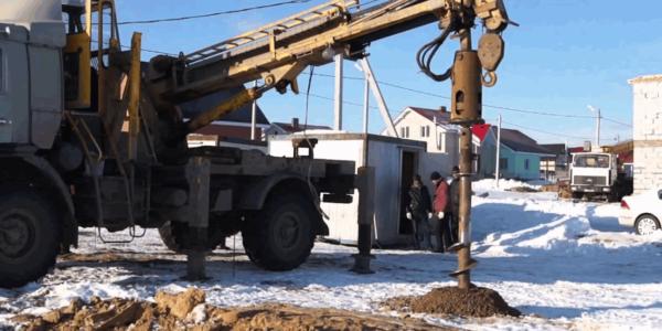 бурение скважин в Краснооктябрьском районе