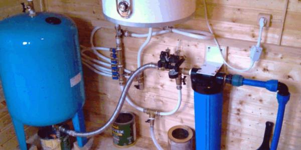 монтаж системы водоснабжения в Дзержинске Нижегородской области