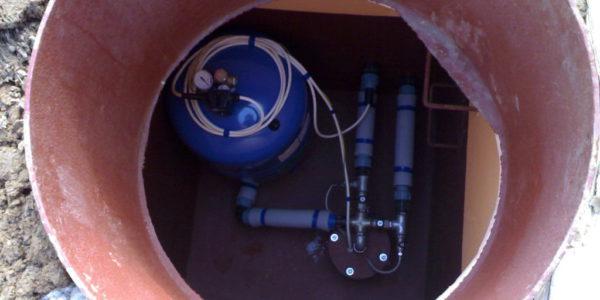 обустройство скважин на воду в Перевозском районе