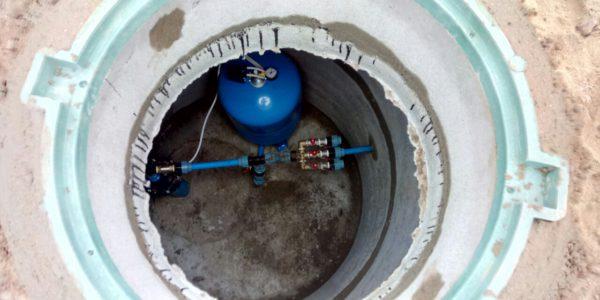 обустройство скважин под воду в Перевозском районе