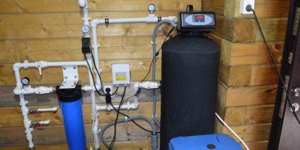 автономное водоснабжение загородного дома в Семенове