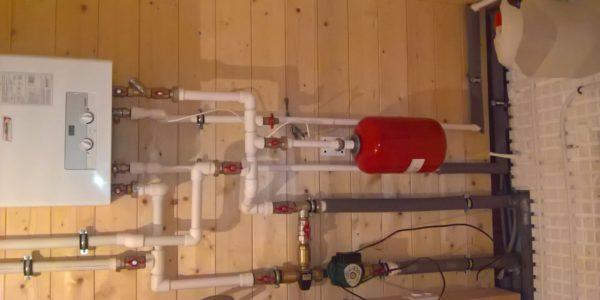 монтаж систем отопления в загородных домах в пильнинском районе