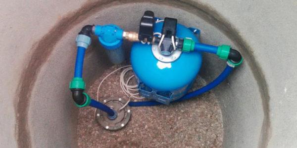 обустройство скважин под воду в Семенове