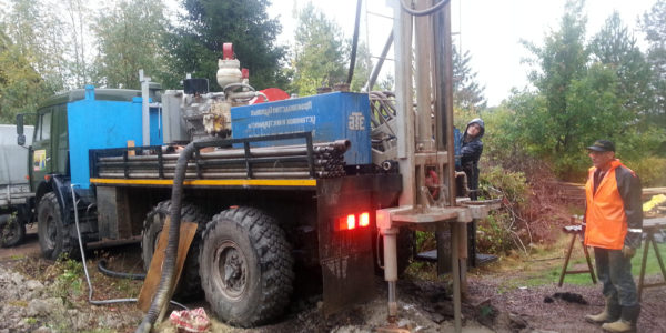 бурение скважин на воду в Сеченовском районе