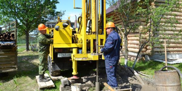 бурение скважин под ключ в Сеченовском районе