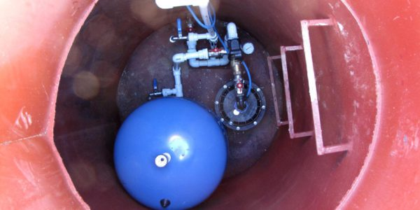 обустройство скважины под ключ в сосновском районе