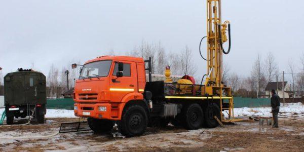 бурение скважин в Шатковском районе