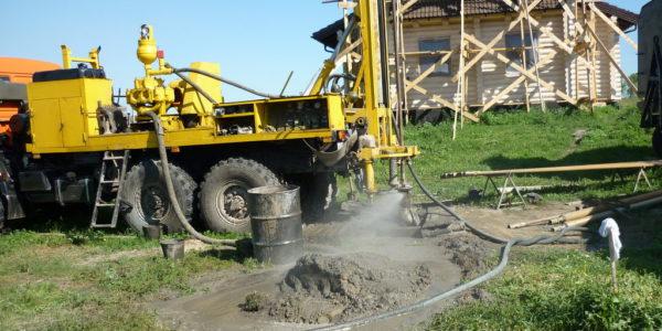 бурение скважин на воду в Тонкино