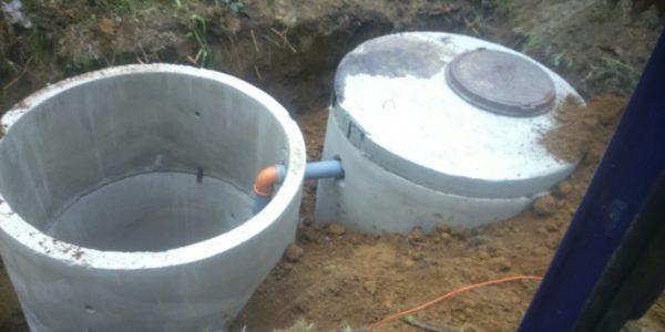 монтаж канализации в Тонкино