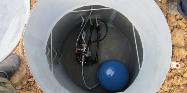обустройство скважины на воду в Шаранге