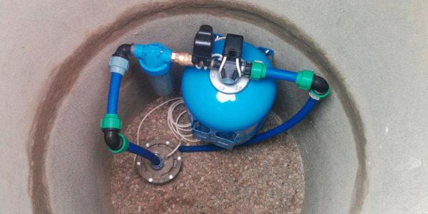 обустройство скважин в Тонкино