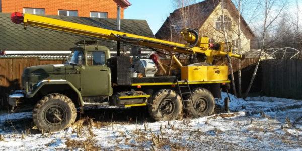 недорогое бурение скважин в Меленковском районе
