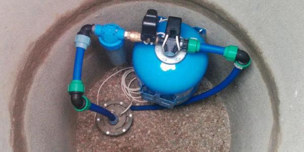 обустройство скважин с кессоном в Сарове