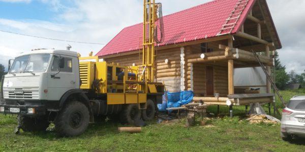 Бурение скважин на воду в Горбатове