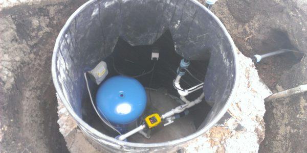 обустройство скважины в Горбатове