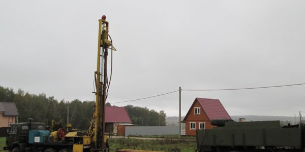 бурение скважин на воду в Сормовском районе