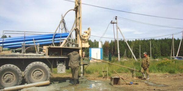 Бурение скважин на воду в Канавино
