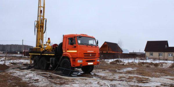 бурение скважин под ключ в Нижегородском районе