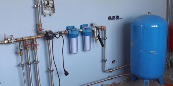 монтаж водоснабжения в Нижегородском районе