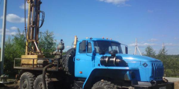 бурение скважин в Красночетайском районе