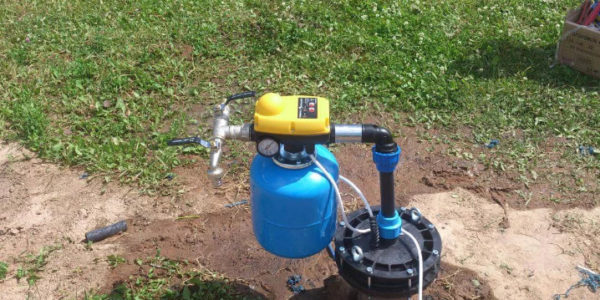 обустройство скважин на воду в Порецком районе
