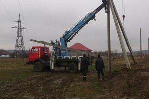 Бурение под столбы в Нижнем Новгороде