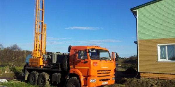 бурение скважин на воду в Киржаче