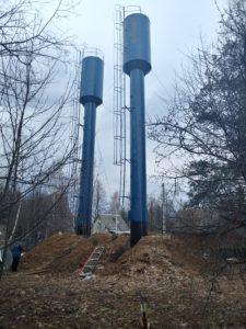 Продажа водонапорных башен в Нижнем Новгороде